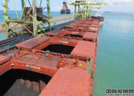 Diana一艘巴拿马型散货船获高额租约