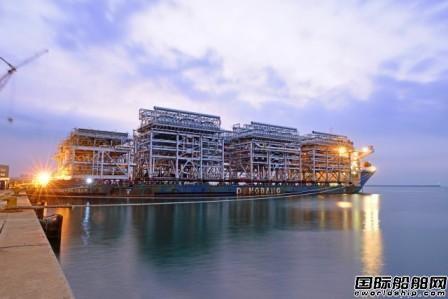 蓬莱造船海工产业错位竞争共同发展
