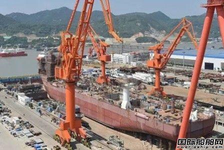 马尾造船建造世界首艘深海采矿船