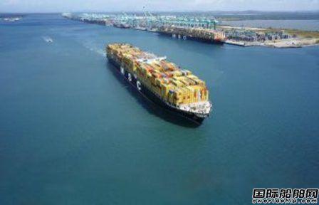 塞斯潘接收一艘11000TEU集装箱船