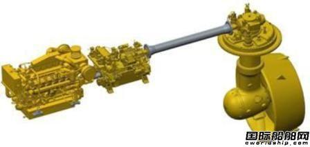 卡特彼勒推出全新无级变速推进系统