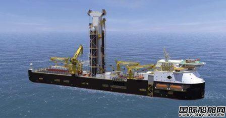 招商局重工将获15亿美元钻井船大单
