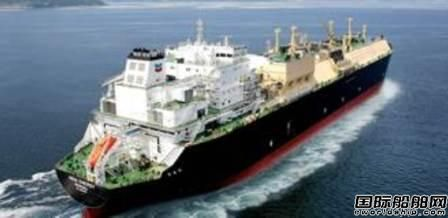韩国将建造全球最大LNG动力船