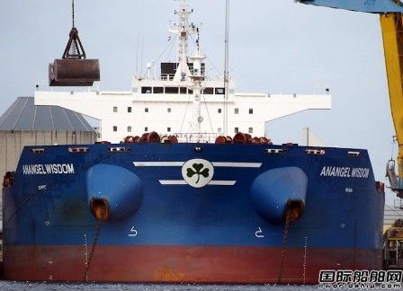 外高桥造船获2+2艘Newcastlemax型散货船订单