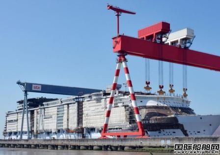 抗衡中国!法意联手打造造船业巨无霸