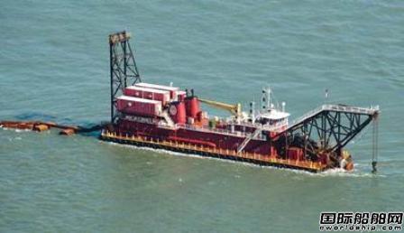 Conrad船厂获9艘驳船订单