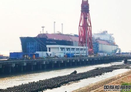 烙克赛克电磁兼容解决方案护航最先进LNG船