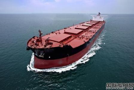 北船重工淡水河谷项目9艘VLOC订单敲定