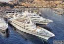今年全球超级游艇手持订单量稳步增长