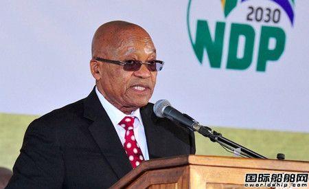 南非将建非洲最大造船厂