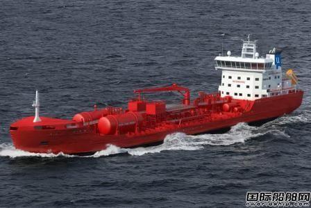 Hoglund接获8艘化学品船配套订单