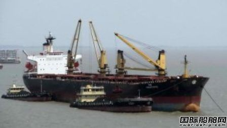 Mercator Lines售出一艘巴拿马型散货船