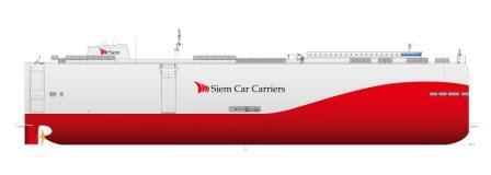 壳牌将为SIEM新造LNG动力汽车船供应LNG燃料