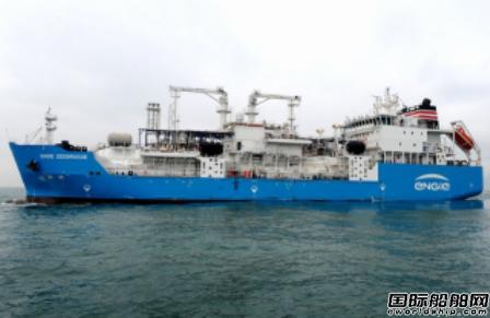 Statoil选择Gas4Sea作为LNG燃料供应商