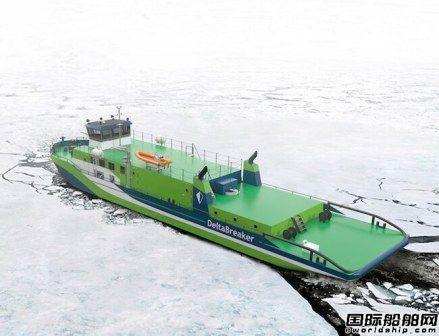 Deltamarin研发LNG动力多用途内河船