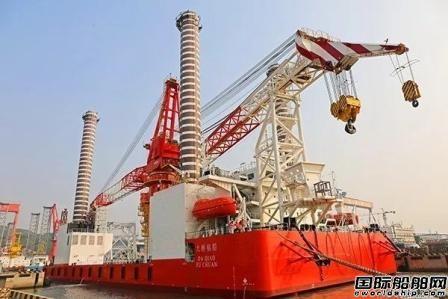 福船集团瞄准绿色能源开发风电产业