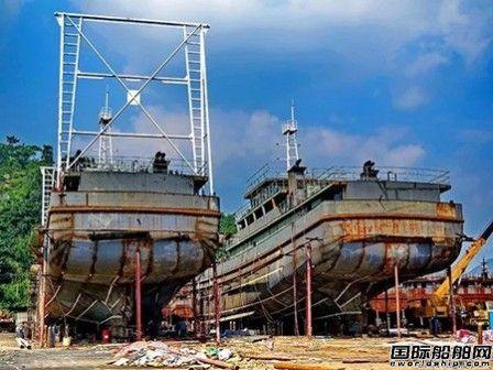 恒生船舶重工造修船与钢构并举见成效