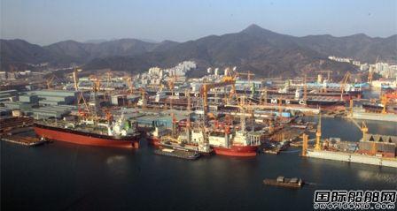 两大指标确认全球造船业回暖趋势