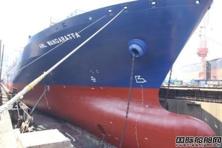 舟山中远船务一月完成达飞5艘船修改工程