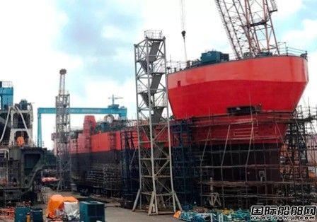 广东中远船务全球首型深海原油中转船项目稳健推进