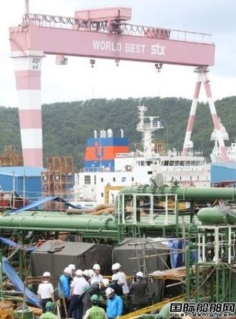 STX造船爆炸事故5名员工遭逮捕
