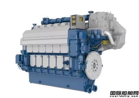 瓦锡兰获沪东中华16台34DF双燃料机订单