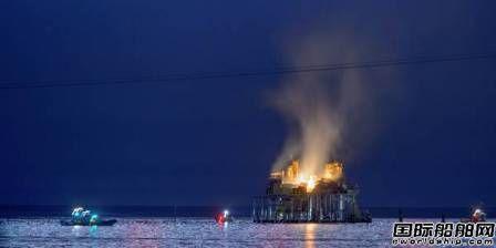 美国海岸警卫队宣布停止搜索爆炸事故失踪工人
