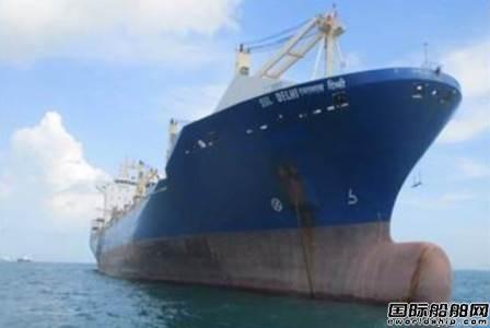 印度Shreyas公司接收三艘新船