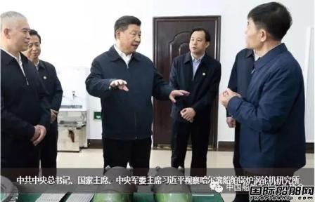 """中国造船业以优异成绩喜迎""""十九大"""""""