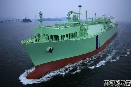 三星重工获2.21亿美元LNG-FSRU订单
