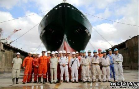 舟山中远船务与长荣海运开启合作新征程