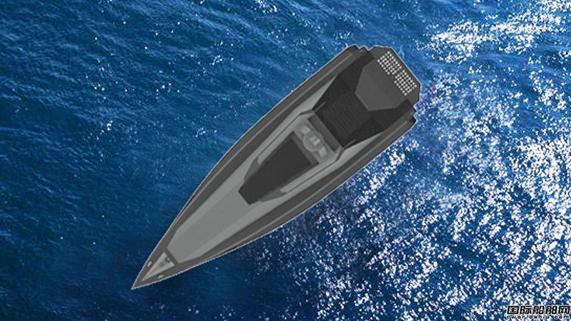 欧伦船业引进世界先进高速无人艇技术