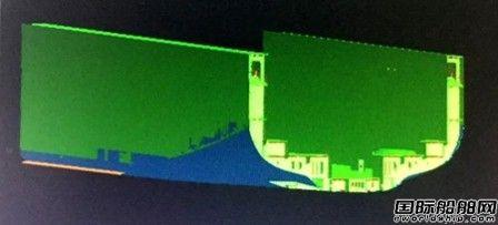 大连中远船务62000吨多用途纸浆船设计工作全面展开