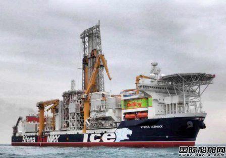 Stena Drilling钻井船上一名员工落水身亡