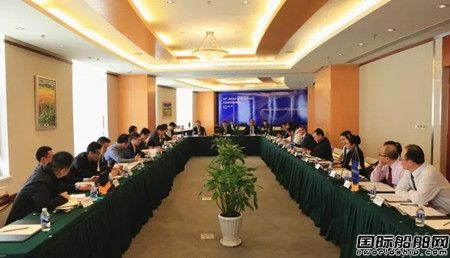 第32次亚洲修船会议在上海召开