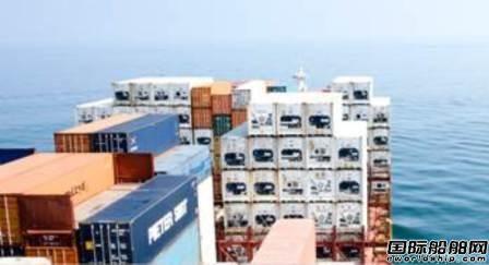 MPC新增两艘集装箱船