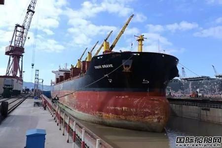 金海船务成功打入压载水系统改装市场