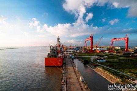 惠生海工与KBR签署FLNG项目合作备忘录