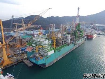 TechnipFMC获墨菲沙巴石油公司海上项目合同