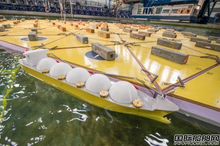 17家欧洲企业联手开发浮式岛屿设计