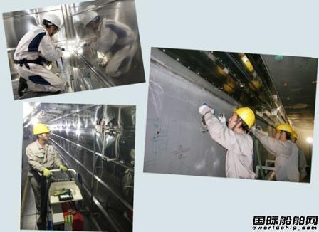 沪东中华LNG船建造核心技术达到世界先进水平