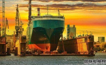 韩国造船业开始复苏欲靠创新重新崛起