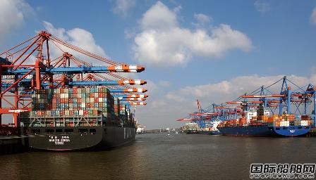 集装箱船市场将进入波动期