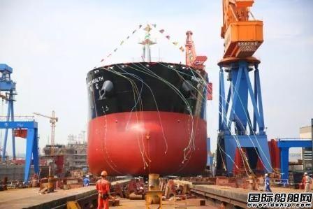 Scorpio Bulkers收购中国船厂4艘在建散货船
