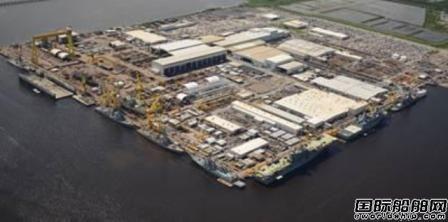 Pemamek交付Ingalls船厂焊接自动化系统