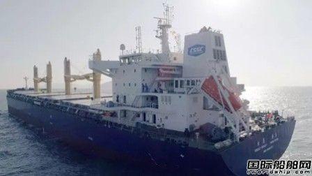 黄埔文冲建造全球首艘智能船完成试航