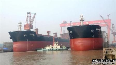 上周全球新船订单量下滑仅获14艘船订单