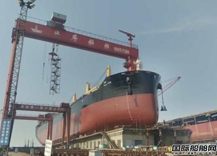 口岸船舶获3艘Kamsarmax型散货船订单
