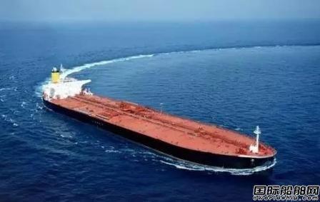 金海智造11.2万吨油船设计获ABS授予AIP