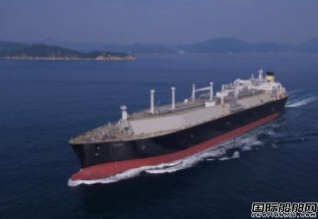 壳牌签订2艘MEGI LNG船租约